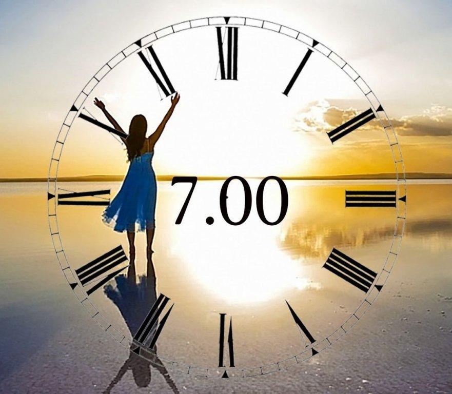 Расписание биологических часов человека